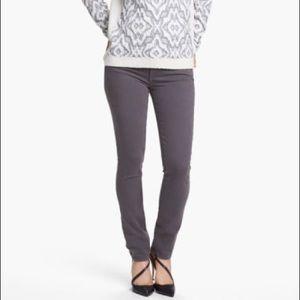 Paige Skyline Stretch Skinny Jean, barely worn